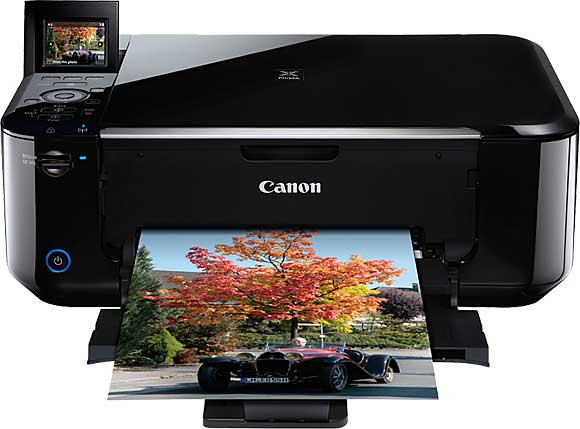 Canon PIXMA MG4120 Wireless Photo All-In-One Printer