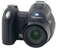 View the QuickFact Sheet for the Minolta DiMAGE Z3