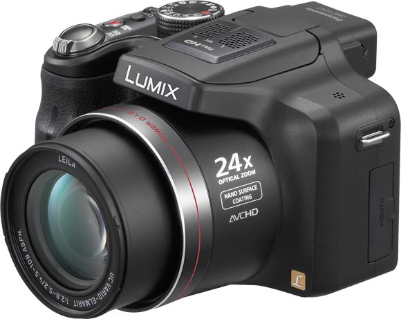 Panasonic Lumix DMC-FZ47