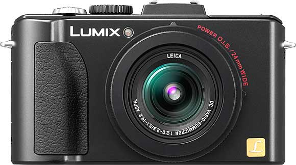 Panasonic Lumix DMC-LX5