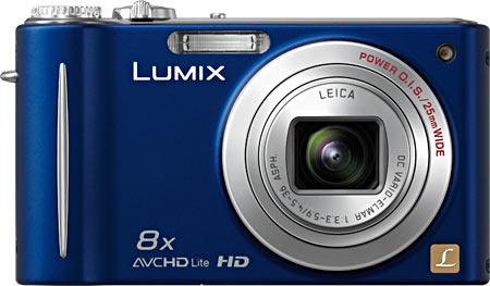 Panasonic Lumix DMC-ZR3 / ZX3