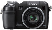 View the QuickFact Sheet for the  Sony DSC-v3 Cyber-shot