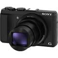 Sony Announces Cyber-shot HX50 / HX50V: world's smallest, lightest camera with 30x optical zoom