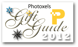 Photoxels Gift Guide 2012