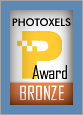 Photoxels Bronze Award - Point-and-Shoot
