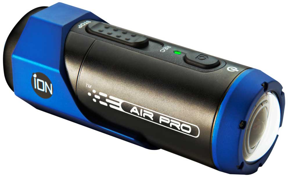 Ion Air Pro HD Sports Action Camera with WIFI capability.