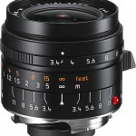 Leica Announces the Super-Elmar-M 21mm f/3.4 ASPH