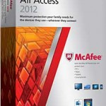 McAfee Announces All Access For Cross-Device Protection