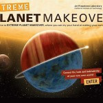 NASA Extreme Planet Makeover Game