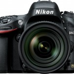 Nikon Announces Full-Frame HD-SLR D600