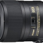 Nikon Canada Announces AF-S DX Micro 85mm f/3.5 ED VR Lens for Extreme Close-up Photography