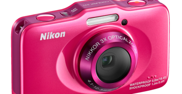coolpix s31_pink front_right