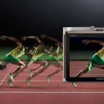 Samsung + Usain Bolt Partnership: Available NX300 Camera and NX 45mm F1.8 2D/3D Lens Capture 3D Stills and Videos