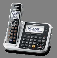 panasonic cordless bluetooth phone – kx-tg7872S