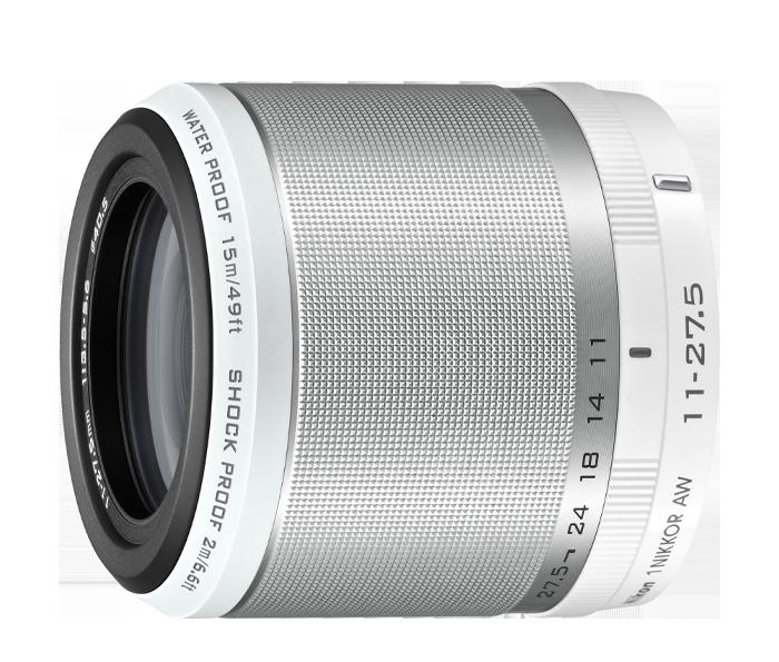 1 NIKKOR AW 11-27.5mm f/3.5-5.6 lens