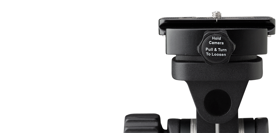 Induro PHD3 Double Safety QR Lock with Dual-Action Control