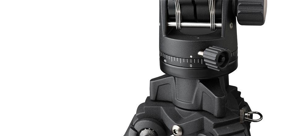 Induro PHD3 Horizontal Pan Locking Control
