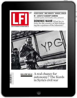 lfi-app on ipad