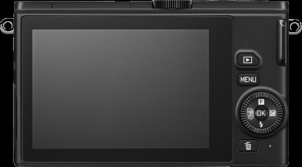Nikon 1 J4 (black)