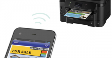 epson connect™ and wf-3540 all-in-one printer
