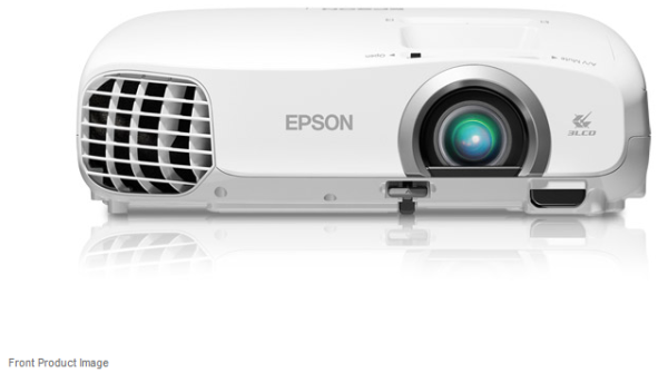 PowerLite Home Cinema 2030 2D/3D 1080p 3LCD Projector