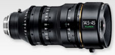 Fujinon PL mount 14.5-45mm zoom