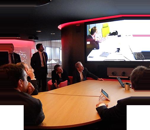 Fujifilm Europe's Open Innovation Hub: Learn. Image Courtesy of Fujifilm