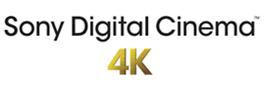 Sony Digital Cinema 4K