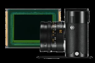 Leica M-D (Typ 262): CMOS full-frame sensor