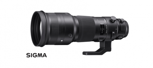 Sigma: 85mm F1.4 DG HSM Art – Portrait, 12-24mm F4 DG HSM Art – Ultra-Wide Angle Zoom, and Flagship 500mm F4 DG OS HSM Sport Super Telephoto Lenses
