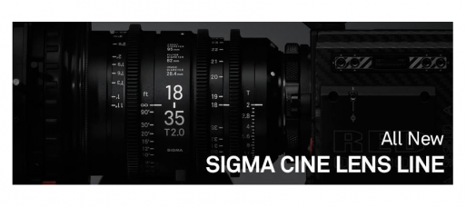 Sigma Cine High Speed Zoom 18-35mm T2 and 50-100mm T2 Lenses for Cinematography 2016: Pricing and Availability