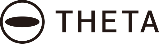 Ricoh Theta logo