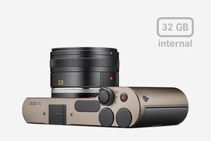 Leica TL, titanium color