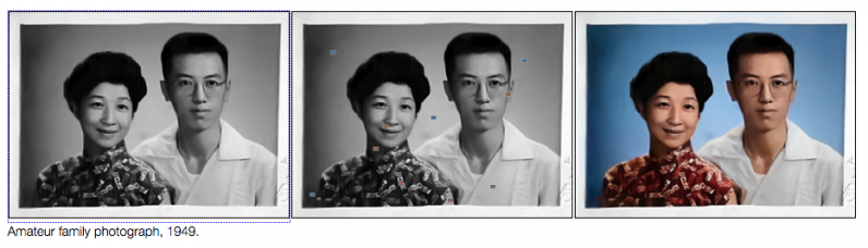 Colorizing B&W Images Using Deep Neural Networks and AI