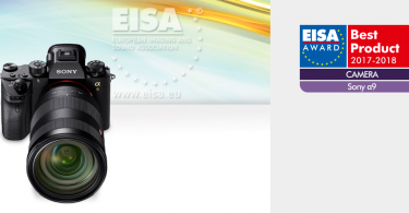 Sony A9 Wins EISA Best Camera 2017-2018 Award