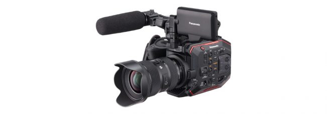 Panasonic AU-EVA1 Lightweight, 5.7K Super 35mm Handheld Cinema Camera: Technical Specifications & Price