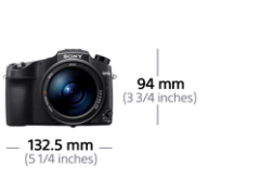 Flagship Sony Cyber-shot RX10 IV Features ZEISS® Vario-Sonnar T* 24
