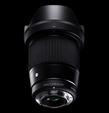 SIGMA 16mm F1.4 DC DN | Contemporary: Availability & Pricing