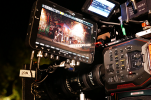 Panasonic AU-EVA1: Image Courtesy of Panasonic