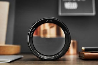 Leica Noctilux-M 75 mm f/1.25 ASPH. is a Very Fast Lens for Portrait & Close-Up Photography: Create Aesthetic Pictures with Authentic, Natural Clarity as Well as Unique Soft Bokeh, Even When Shooting in Low Light