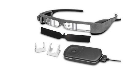 "Epson Canada Presents ""Moverio Smart Glasses, a Great Gift for the Drone Enthusiast"""