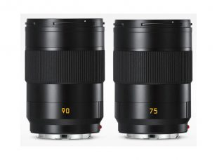Leica Announces Availability of Mirrorless Leica SL Lenses, APO-Summicron-SL 75 mm f/2 ASPH. and APO-Summicron-SL 90 mm f/2 ASPH. for Portraiture: High Speed AF System with Dual Syncro Drive™; 3D Visual Effect; Photography in Difficult Lighting Conditions; More Compact & Lower Weight