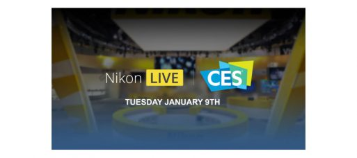 Nikon at the 2018 Consumer Electronic Show (CES): See the New AF-S NIKKOR 180-400mm f/4E TC1.4 FL ED VR Super-Telephoto Zoom Lens with Built-In 1.4x Teleconverter, Lineup of Leading Products, Imaging Technology & Robotics with a Demonstration from Mark Roberts Motion Control; All Presentations Will Also Be Livestreamed Starting on January 9, 10A.M. PST