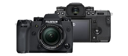 Fujifilm X-H1 Camera for Professional & Experienced Amateur Photographers & Videographers: 24.3-MP, 5-Axis 5.5 Stops In-Body Image Stabilization, DCI 4K Video, 3-Direction Tilt LCD, Top Info Panel, Robust & Weather-Resistant Body, New ETERNA Film Simulation Mode