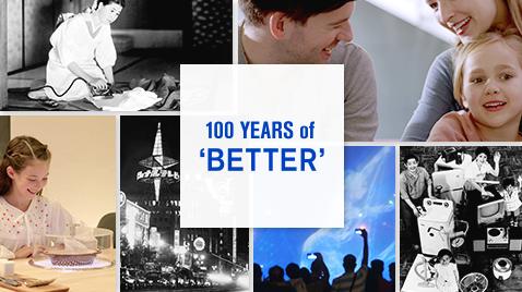Panasonic Anniversary 1918 - 2018