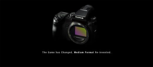 "FUJIFILM GFX 50S Firmware Update Ver.3.00 (March 13, 2018) is Now Available at No Cost: New Functions Include ""Focus Bracketing"" and ""35mm Format Mode"";  Compatibility for the ""H MOUNT ADAPTER G"""