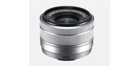 Fujifilm: Fujinon XC15-45mmF3.5-5.6 OIS PZ Lens Firmware Update (Ver.1.01; Apr. 12, 2018): Improvement