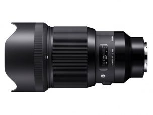 New SIGMA 50mm F1.4 DG HSM | Art and SIGMA 85mm F1.4 DG HSM | Art Lenses ​​for Sony E-Mount: Optimizes the AF Drive, Maximizes the Data Transmission Speed; To Be Compatible with Sony's Continuous AF (AF-C)