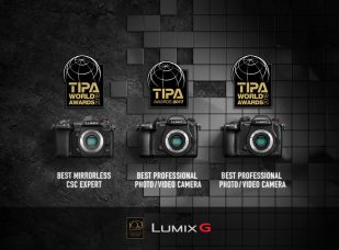 Panasonic Won the Prestigious 2018 TIPA Awards for LUMIX DC-G9 as the 'Best Mirrorless CSC Expert', LUMIX DC-GH5S as the 'Best Professional Photo/Video Camera', and LUMIX DMC-ZS200/TZ200/TZ220 as the 'Best Expert Compact Camera'