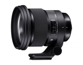 "SIGMA 105mm F1.4 DG HSM | Art is the ""Bokeh Master"" Lens with the Longest Focal Length of Art F1.4 Series: Delivers Riveting Images Via Eye-Pleasing Resolution, Stunning Contrast with Smooth Bokeh; Dust- / Splash-Proof; Compatible with Full-Frame Sony E-Mount Cameras and Canon Lens Aberration Correction"